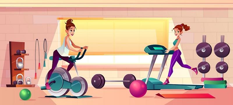 بهترین ورزش در قاعدگی