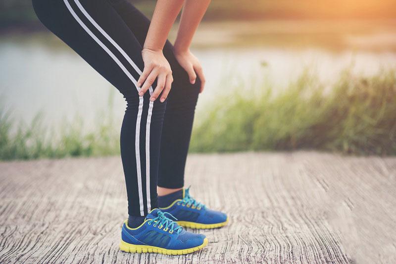 افزایش آستانه تحمل دمای بدن در دویدن