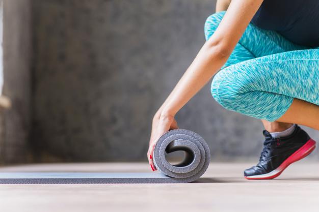 ورزش پریودی و رعایت بهداشت