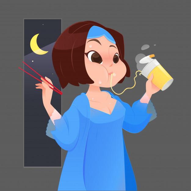 ویار شیرینی در قاعدگی