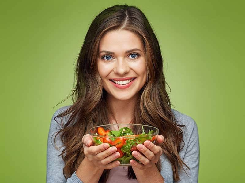 رژیم غذایی مناسب برای کاهش درد پریودی