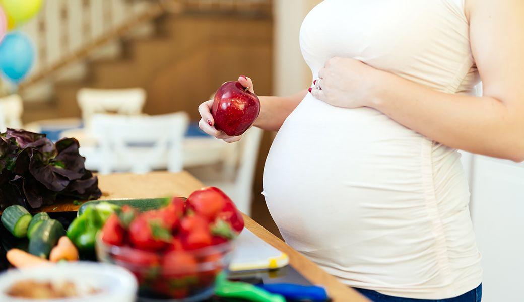 تغذیه بارداری در ماه رمضان