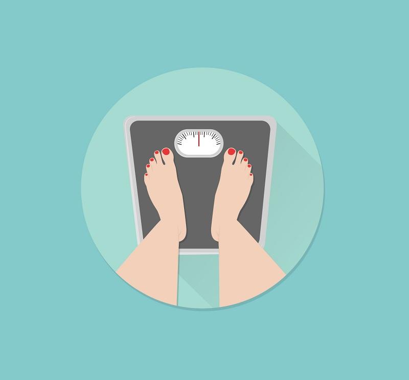 تاثیر استفاده از روش های جلوگیری ذر اضافه وزن