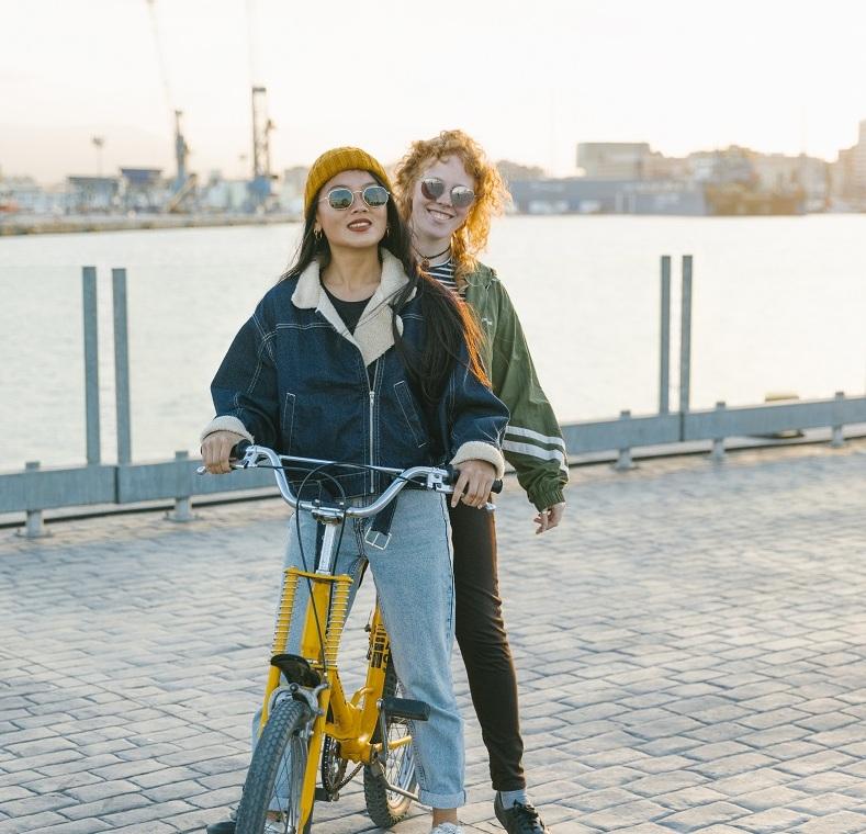 دوچرخه سواری در پریودی