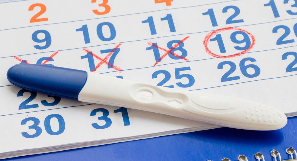 بهترین زمان تست بارداری