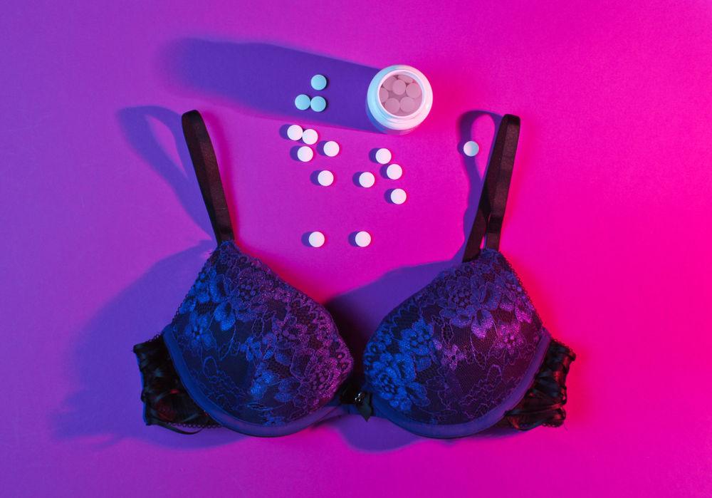 مصرف قرص ضد بارداری و افزایش سایز سینه ها