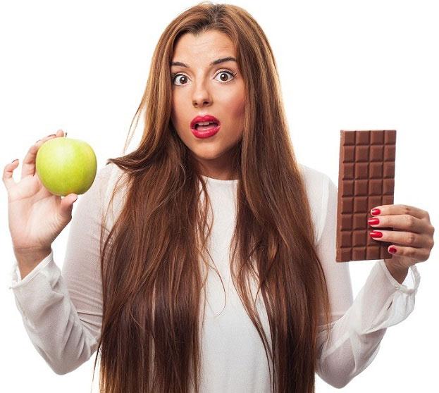 مصرف شکلات برای افزایش میل جنسی زنان