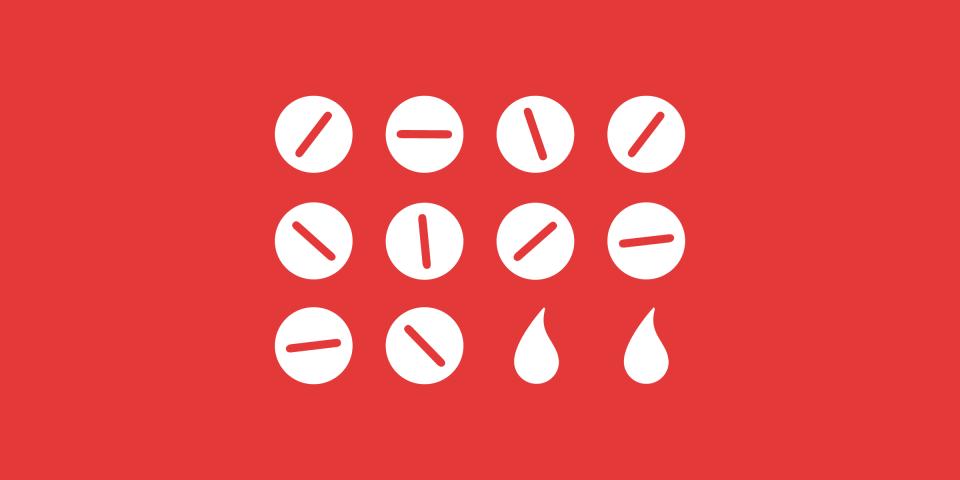 تاثیر قرص های هورمونی بر خونریزی بین دو پریود