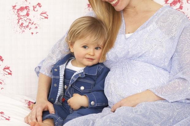 وضعیت بدنی در بارداری دوم