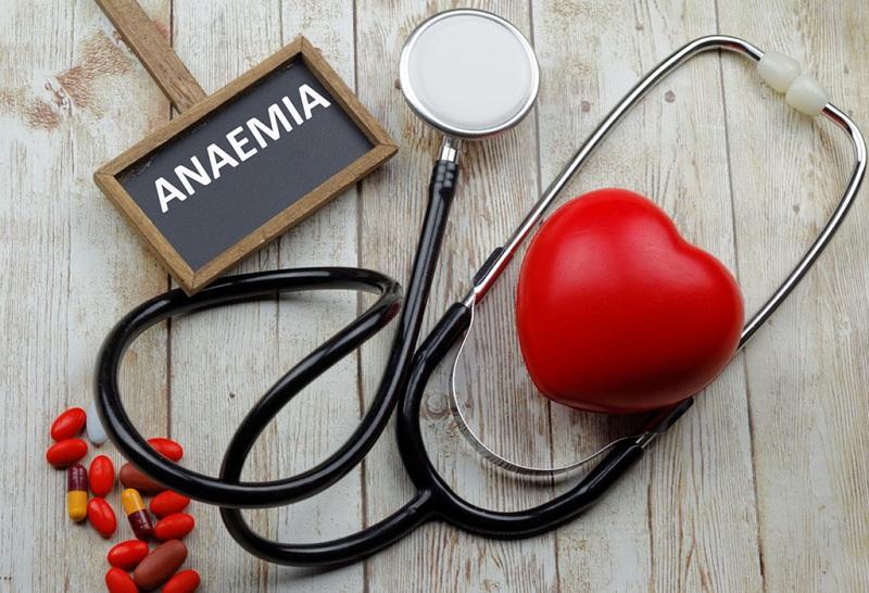 درمان کم خونی در بارداری