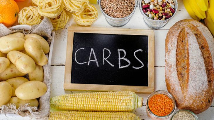 مقدار مصرف کربوهیدرات برای لاغری