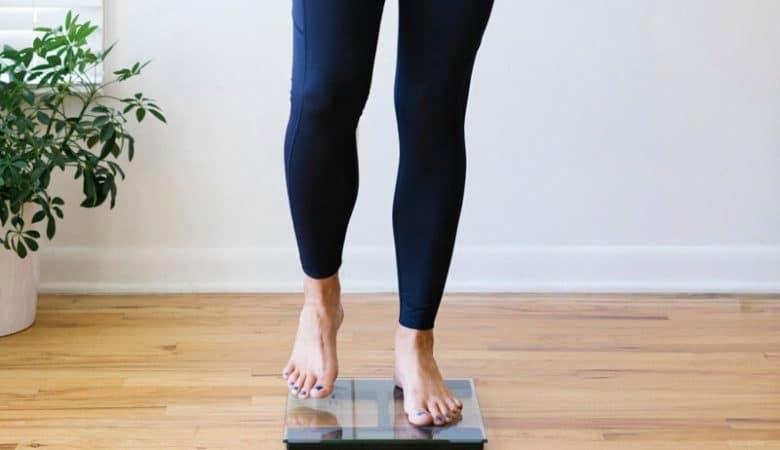 کاهش وزن در یک ماه