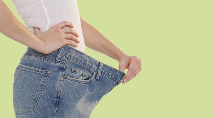 کاهش یک کیلو وزن در هفته