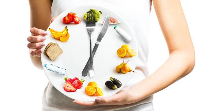 کاهش وزن و لاغری سریع به کمک کنترل تغذیه