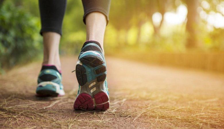 کالری مصرفی پیاده روی و دویدن