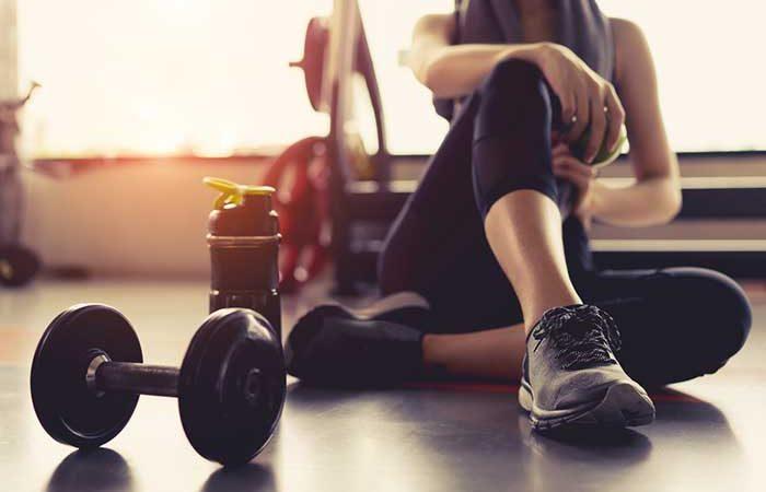 تاثیر ورزش بر قاعدگی