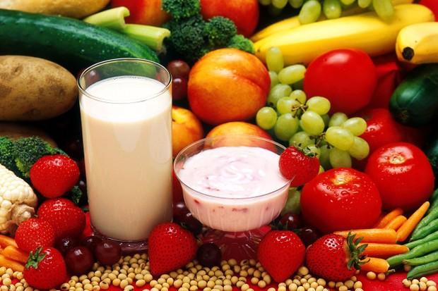 وعده های غذایی مختلف در رژیم غذایی