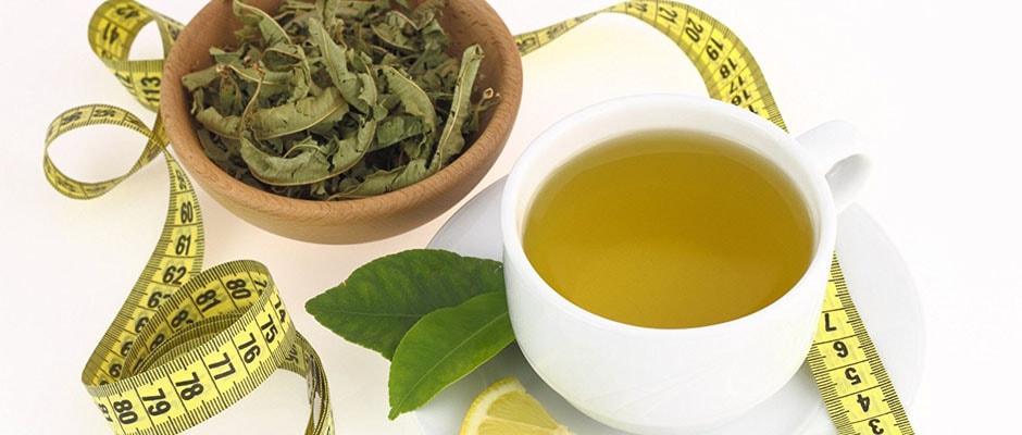 چای سبز و معجون لاغری شکم