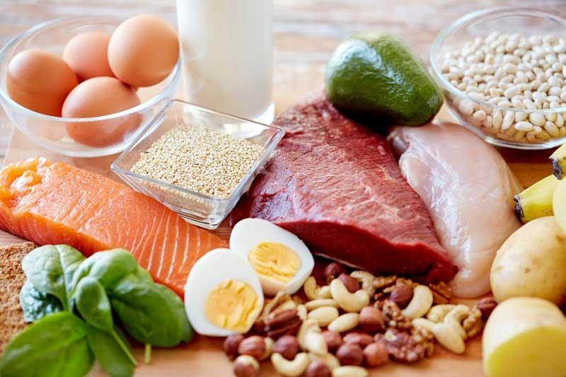 ویژگی های یک برنامه غذایی مناسب