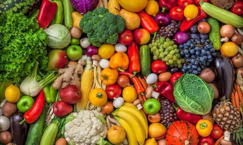 نقش سبزیجات در تغذیه لاغری